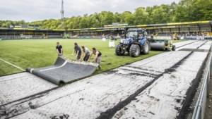 Klaagzang is voorbij: VVV neemt afscheid van kunstgras