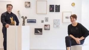 Voor een paar honderd euro een echte 'Les Deux Garçons' in huis halen