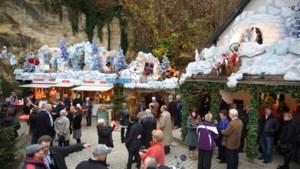 Kerststad Valkenburg trok meer bezoekers en leverde - met tien miljoen euro - een hogere omzet op