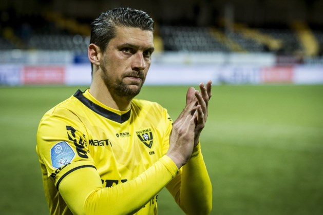 Christian Kum (34) verlengt contract bij VVV
