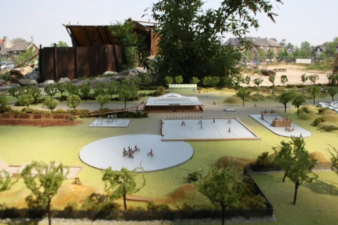Bikepark groeit in De Heeg uit tot centrum voor outdoorsporten