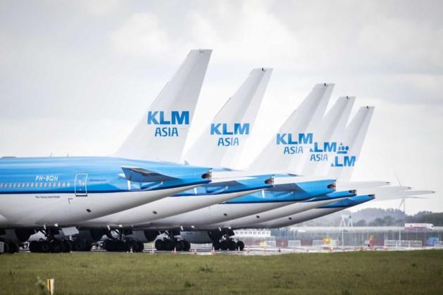 KLM biedt klanten weer mogelijkheid om geld terug te krijgen