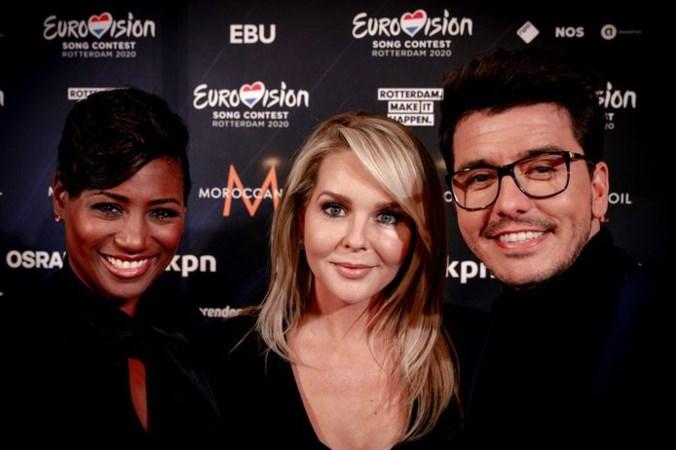 Interview: Tien songfestivalkeuzes die Chantal Janzen dit weekend had kunnen maken