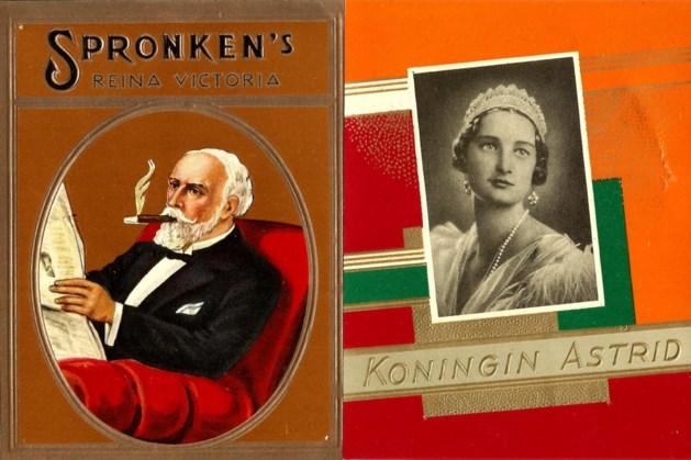 Honderd jaar Spronken sigaren en automaten