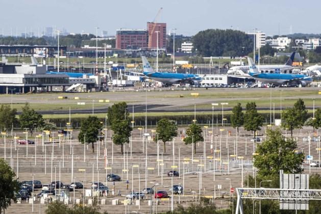Passagiersstroom naar Schiphol nagenoeg opgedroogd