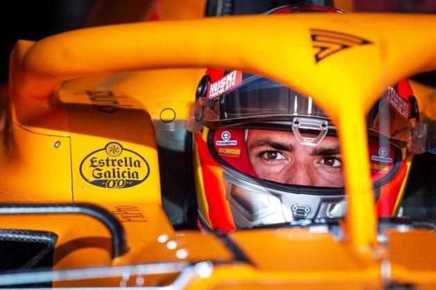Carlos Sainz neemt stoel over van Vettel bij Ferrari