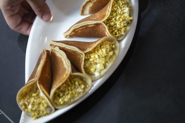 Qatayef: pannenkoekjes uit Libanon met roomvulling