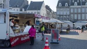 Markten Maastricht gaan weer volledig open