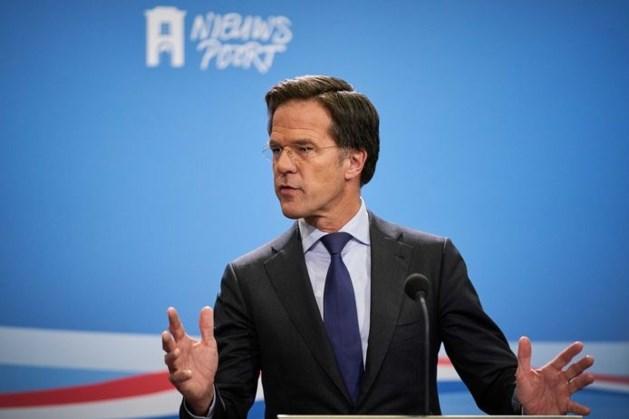 Premier Rutte: 'Denkbaar dat horeca al hele Pinksterweekend open is'