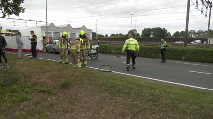 Fietsster (21) overleden na aanrijding met auto