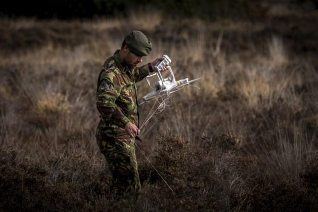Systemen tegen drones getest in Vredepeel