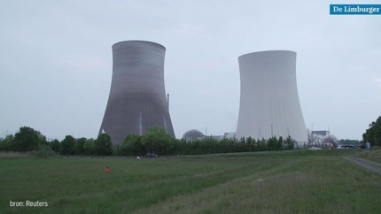 Spectaculaire beelden: koeltorens kerncentrale in het geheim opgeblazen