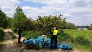 Gedumpt drugsafval gevonden in Asselt