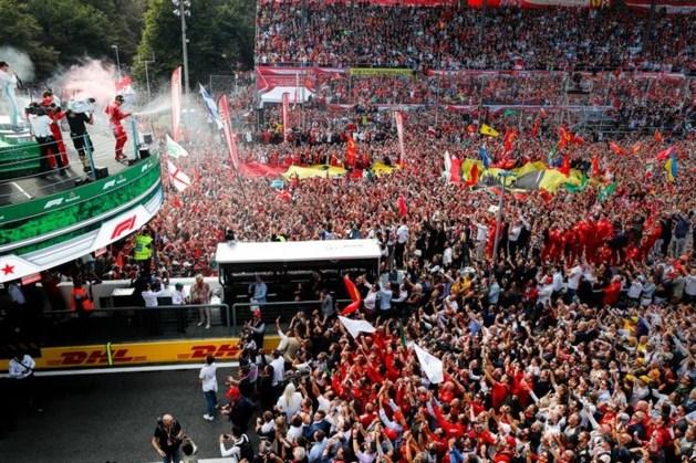 Is F1-publiek straks weer welkom in Monza?