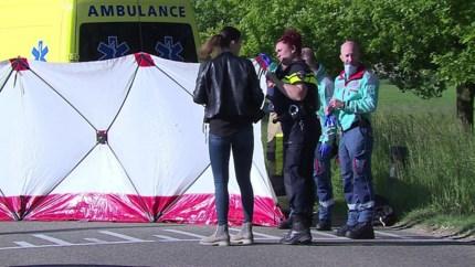 Fietser (65) omgekomen bij verkeersongeval in Sibbe