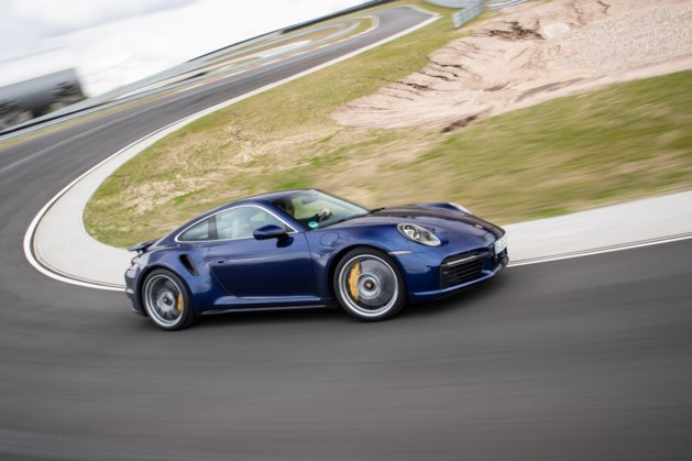 Porsche 911 Turbo S: 'Turbo' als eretitel