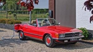 Nederlands-Belgisch bedrijf maakt alle Mercedessen elektrisch