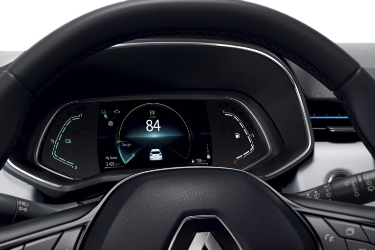 Complexe full-hybrid Renault Clio E-Tech