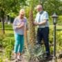 Exotische plant nestelt zich tussen oude rassen in Puth
