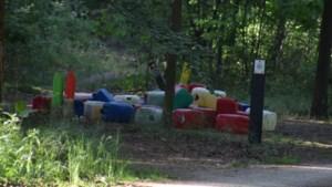 Ruim negentig vaten drugsafval gedumpt in Velden en Arcen