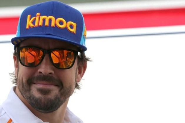 Alonso voedt geruchten over rentree in Formule 1