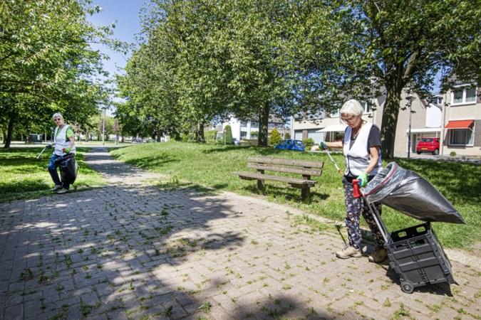 Vrijwillige straatjutters houden Maastrichtse wijken schoon