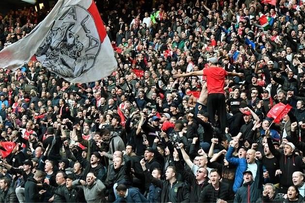 Ajax-fans kunnen geld terugvragen bij duels zonder publiek