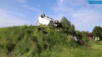 Slachtoffer dodelijk ongeval afrit A76 is 26-jarige man uit Tilburg