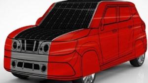 Deze beschermhoes laadt je elektrische auto op via zonne-energie