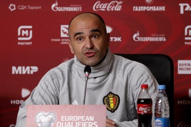 Martinez tot 2022 bondscoach Belgisch voetbalelftal