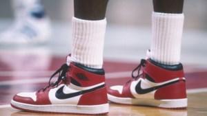 Michael Jordans schoenen brengen recordbedrag van 560.000 dollar op