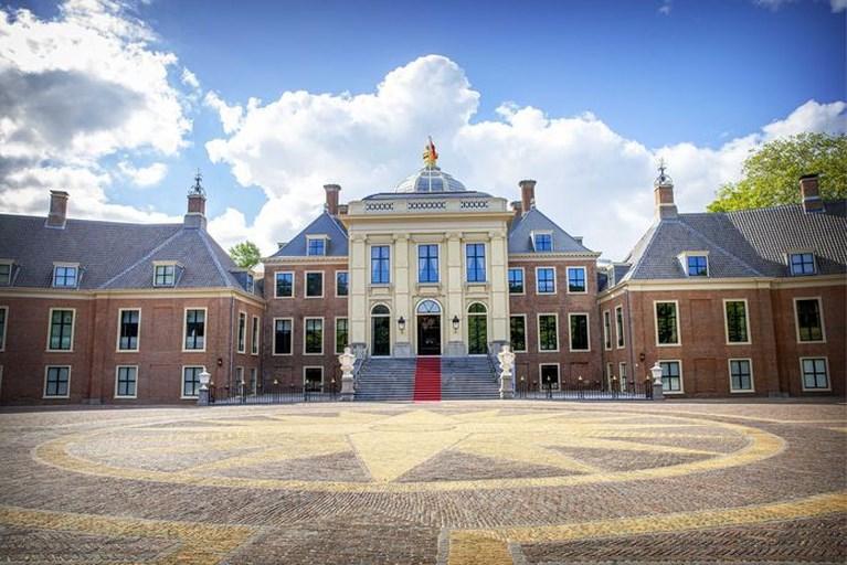 'Koning betaalde niet voor inrichting privékamers Huis ten Bosch'