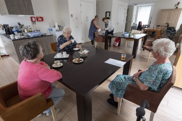 Dagbesteding ouderen weer van start