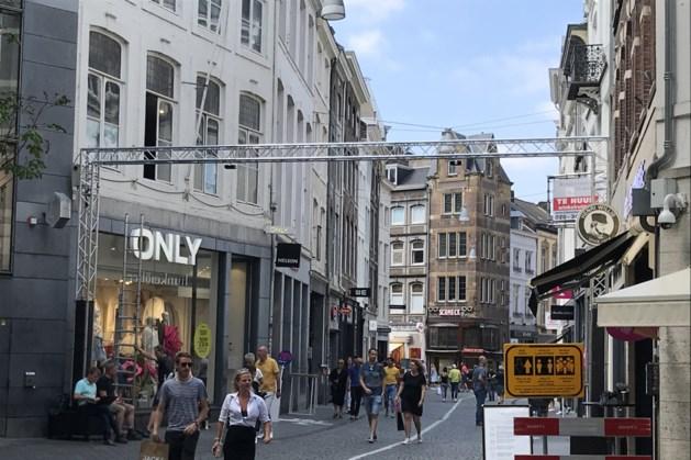 Maastricht gaat waarschuwen bij te grote drukte