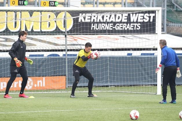 Groene Ster haalt doelman Raf Mertens terug van Roda JC