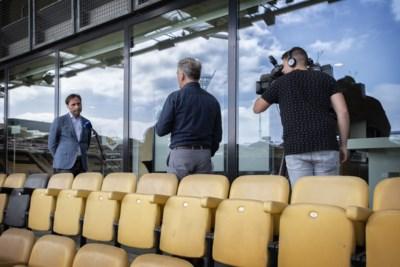 Na jaren van tumult en dramatische prestaties gaat opnieuw de bezem door Roda JC