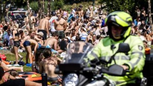 TERUGLEZEN | Drukte op meerdere plekken in het land: politie grijpt in