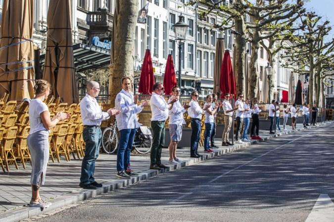 Maastricht maakt ruimte voor terrassen