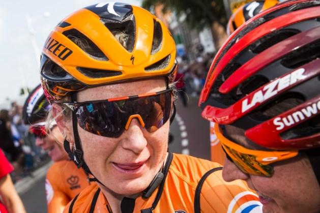Wielrenster Amy Pieters twee jaar langer bij Boels-Dolmans