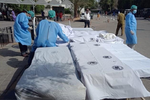 Ministerie van Buitenlandse Zaken zoekt uit of Nederlanders betrokken zijn bij vliegramp Karachi