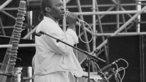 Guineese zanger Mory Kante (70) overleden