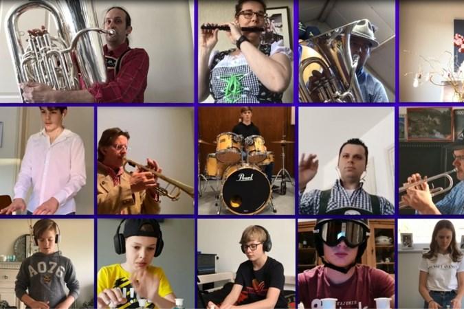 Muziekverenigingen missen interactie: 'samen muziekmaken blijft toch het leukste'