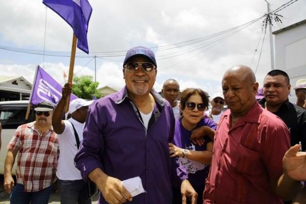 Peiling: einde oefening Bouterse, oppositie ruikt bloed