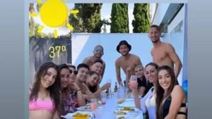 Luuk de Jong in opspraak in Spanje na groepsfoto van etentje