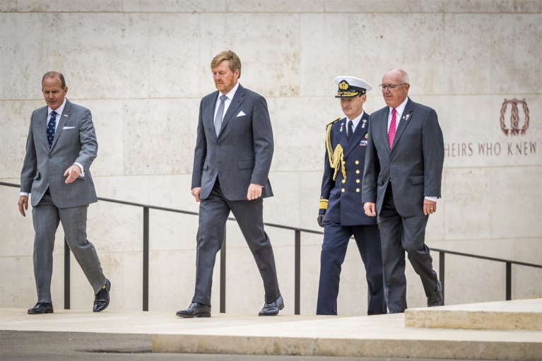 Video: Koning op ereveld in Margraten voor Memorial Day