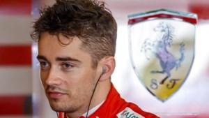 Alleen Charles Leclerc racet door straten van Monaco