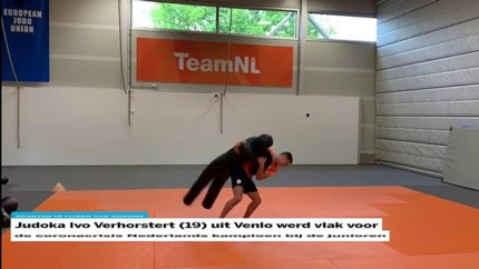 Judoka Verhorstert is tijdens crisis zwaarder geworden: 'Nadenken over overstap naar hogere gewichtsklasse'