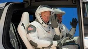Amerika, of beter gezegd Elon Musk, brengt weer mensen naar de ruimte