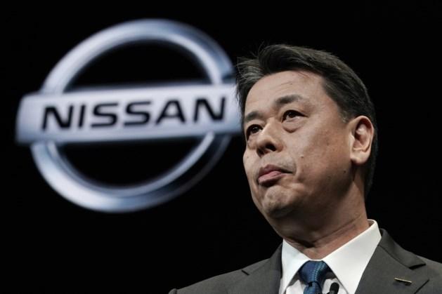'Autoconcern Nissan wil 20.000 banen schrappen om crisis'