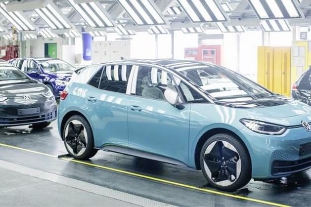 Softwareprobleem: elektrische Volkswagen in uitgeklede vorm op de markt